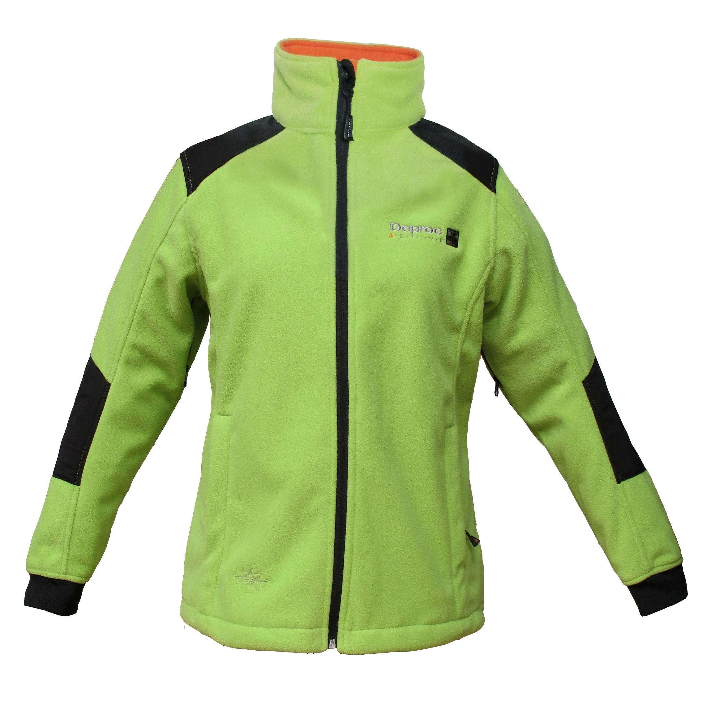 DEPROC Windbreaker & Windstopper Jacke Herren CANADA Men lime front