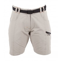 DEPROC KENORA Full Stretch 4-Wege-Damen Short  sand front