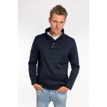 Strickfleecepullover LINEA PRIMERO HAINESWOOD Men Troyer