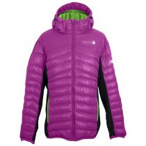 DEPROC Primaloftjacke Damen GILMOUR POWERSTRETCH Lady purple