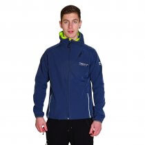 Softshell Jacke Herren DEPROC PEAK BRYCE Men navy Model