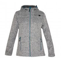 Strickfleece Sweater-Jacke DEPROC WHITEFORD Lady