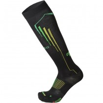 MICO Running OXI-JET Light Weight Compression Long Socks