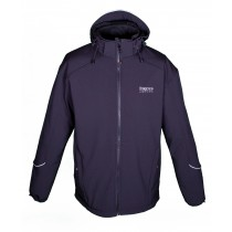 DEPROC NIGEL PEAK Man Herren Softshell-Jacke black