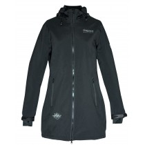 Softshell Mantel Damen DEPROC CAVELL LONG WOMEN