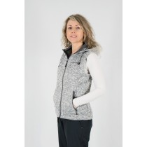 SWEATER STRICKFLEECE Weste DAMEN DEPROC WHITEFORD LADY