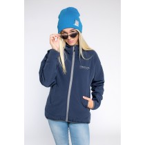 Softshell Jacke Damen DEPROC CARLETON PEAK Lady navy Model