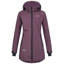 DEPROC KEELE PEAK Softshellmantel berry