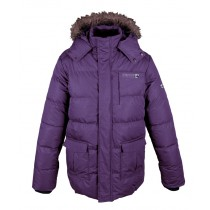 Winterjacke DEPROC Waddington Lady berry