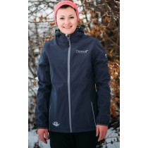 Softshell Jacke Damen DEPROC PEAK BRYCE Lady anthra