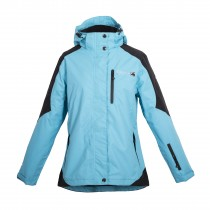 DEPROC ROKKY Lady Outdorjacke light blue front